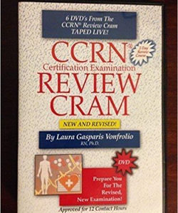 DVD CCRN