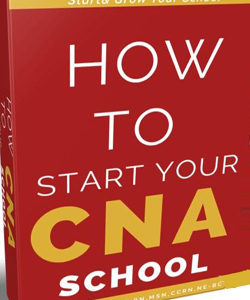 How to start your CNA School